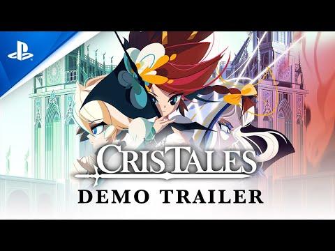 Cris Tales - Demo Announcement Trailer   PS4, PS5