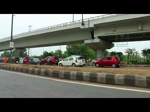 New Delhi : Capital flies high on flyovers