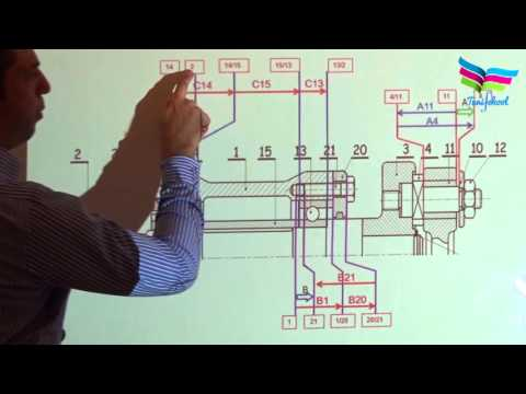 Vidéo Mecanique Cotation fonctionnelle-Rappel
