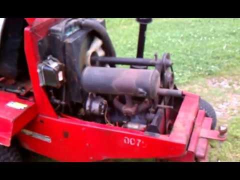 Toro 322-d Groundsmaster
