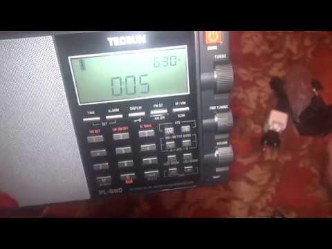 Радио Tecsun PL-880 всеволновой приёмник радиолюбителя