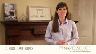 How-to Order A Wood Mantel Surround | Mantels Direct