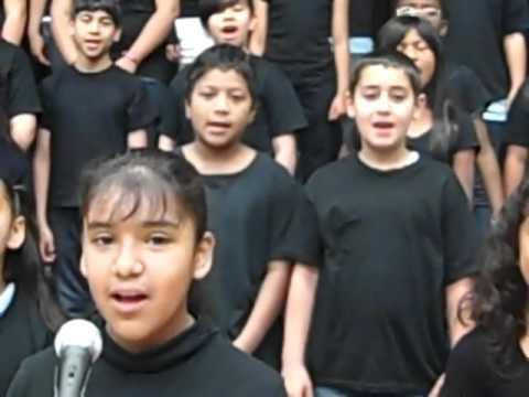 OYE  Jim Papoulis  Grant Elementary Chorus