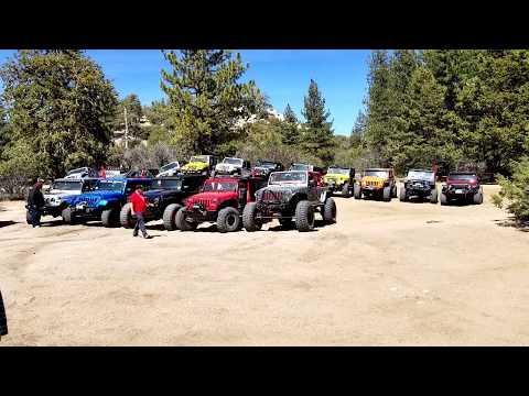 Big Bear Jeep Jamboree 2018