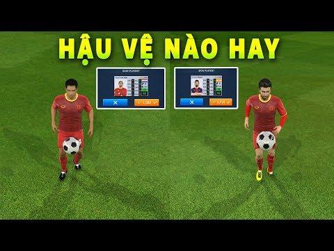 Nên mua Van Dijk hay Gerard Piqué Dream League Soccer 2019