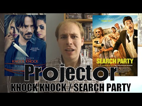Projector: Knock Knock / Search Party (REVIEW)