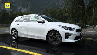 Kia Ceed - Test de voiture