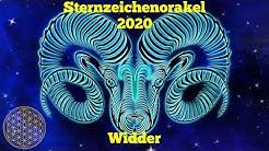 Sternzeichen Widder 2020 / Dein Jahresorakel / Jahreshoroskop Astrologie
