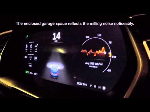 Tesla Model S - Drive Unit: Acceleration Milling Noise (Part 2)