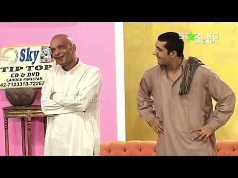 Best Of Zafri Khan and Abida Baig New Pakistani Stage Drama Full Comedy Clip