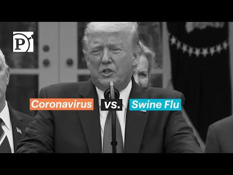 Why This Coronavirus Is Not Like the Flu, or Even the Swine Flu