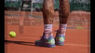 Nadal's feet of clay