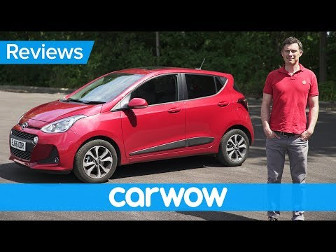 Hyundai i10 2018 in-depth review | Mat Watson reviews