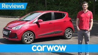 Hyundai i10 2018 in-depth review | carwow reviews