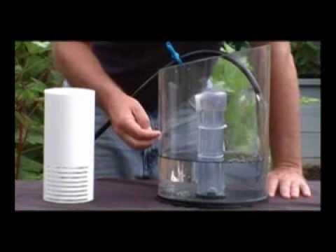 Trouble Free Bell Syphon Automatic Siphon Aquaponics Flood Drain