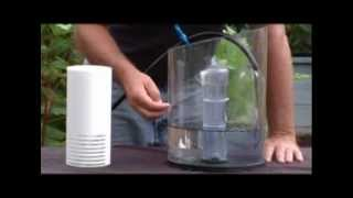 Trouble FREE Bell Syphon - Automatic Siphon Aquaponics Flood & Drain Beds