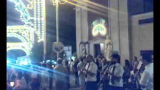 Processione Madonna del Carmine Valsinni 20-07-10