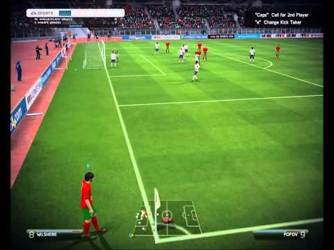 FIFA 14 Bulgaria-England:Quarterfinal