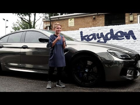 Kayden's Birthday wish at Yiannimize with Rays Of Sunshine