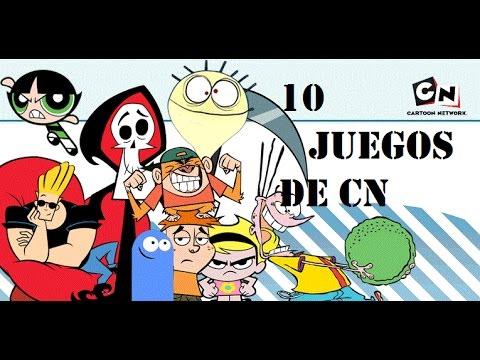Top 10 Juegos De Cartoon Network De Tu Infancia 88antomi
