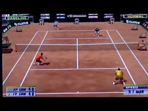 Gameplay Tutorial of Sega Sports Tennis (Hindi) (1080p HD)
