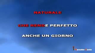 Eros Ramazzotti - Sei un pensiero speciale (Video karaoke)