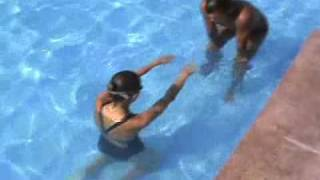 VK Sava -  Swimming lessons for beginners - Step 1