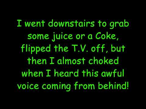 Nightmare On My Street by Will Smith *lyrics*