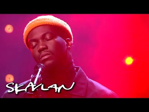 Jacob Banks performs «Unknown (To You)» live | Skavlan