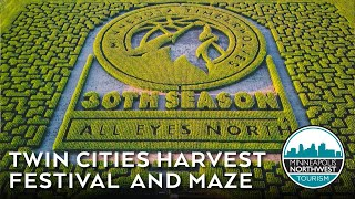 Twin Cities Harvest Festival and Maze