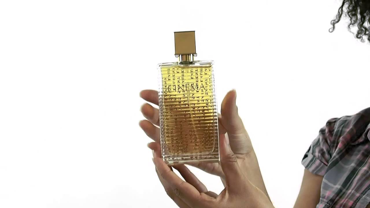 Cinema Perfume By Yves Saint Laurent Review Youtube