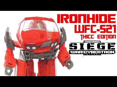 Обзор на TRANSFORMERS SIEGE - Ironhide 🤡