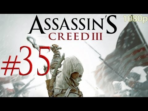 Assassin's Creed 3 Walkthrough/Gameplay HD - Brazil Stadium - Part 35 [No Commentary]