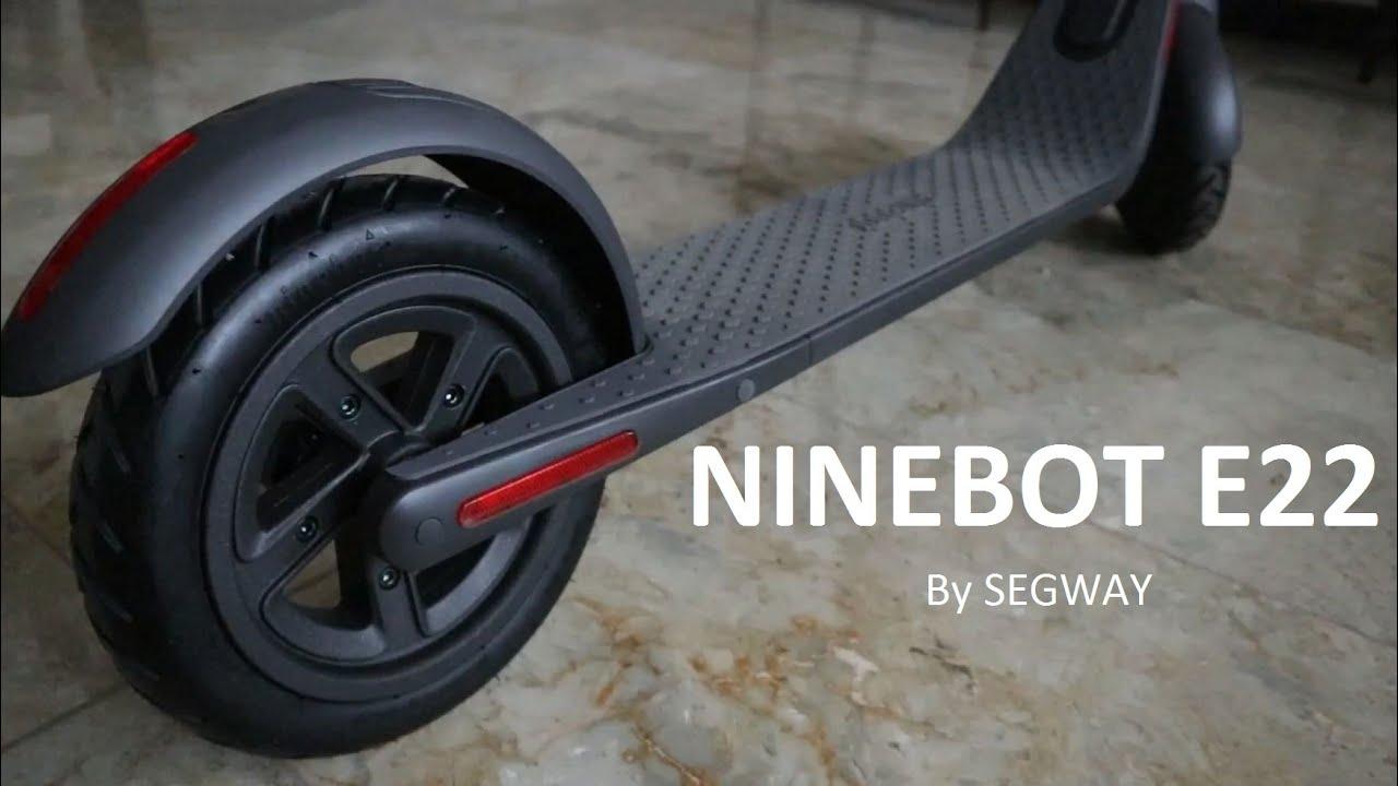 Download Ninebot E22, electric scooter ramah lingkungan