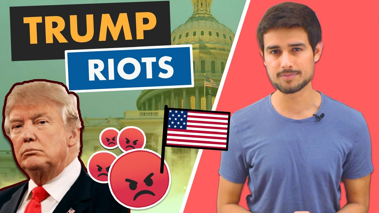Donald Trump & US Capitol Incident | Explained by Dhruv Rathee