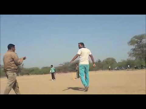 Highligts of Cricket Match Feb 2018 Jodhpur