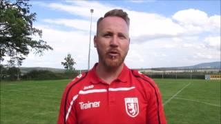 30.07.2017, Interview mit  Kai Olzem, Trainer Freie Turner Braunschweig