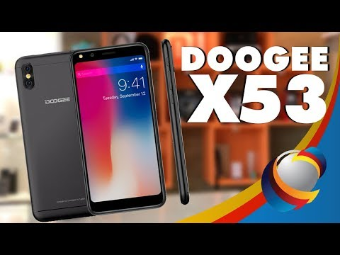 Doogee X53 - ANÁLISE [ Review ]