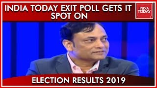 My Axis Exit Polls Chairman Pradeep Gupta Breaksdown As The Team Lauds The Pollster| Results 2019