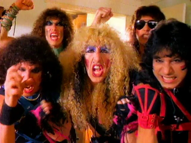 Twisted Sister - Stay Hungry (Live 1984) (FULL CONCERT)