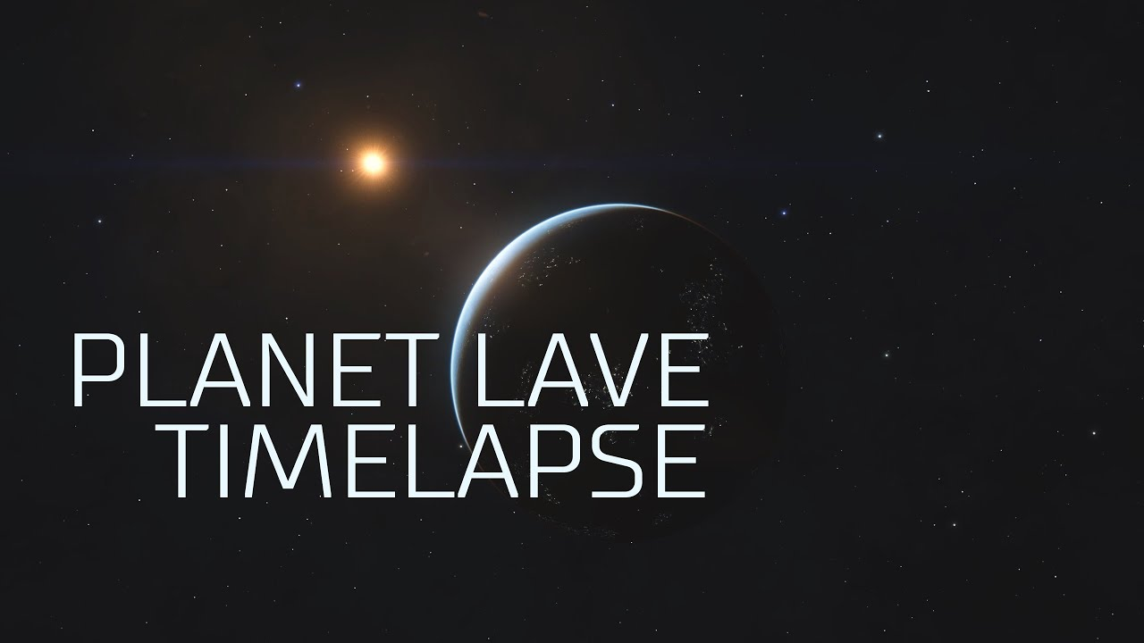 Video - Elite Dangerous Timelapse -