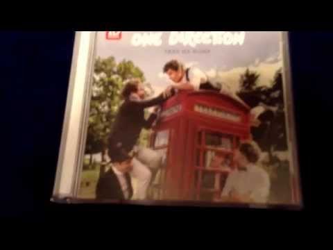 One Direction - Take Me Home CD + DVD (Special Deluxe Edition) (Unboxing)