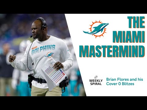 How Brian Flores' blitzes and tite fronts have the Miami defense rolling