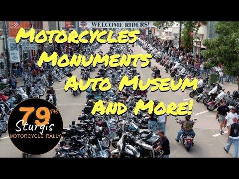 2019 Sturgis Motorcycle Rally - Vice Grip Garage EP35
