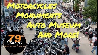 2019 Sturgis Motorcycle Rally - Vice Grip Garage EP35