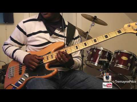 Rolling Stones - Miss You (Bass Cover)