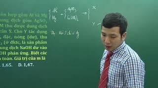Thầy Lê Đăng Khương : Dự đoán đề thi 2019 phần 1