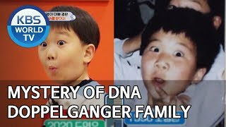 Mystery of DNA : Doppelganger family [The Return of Superman/2020.02.21]