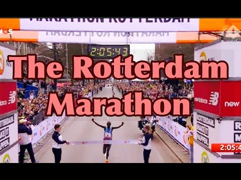 The Rotterdam Marathon - The highlights !