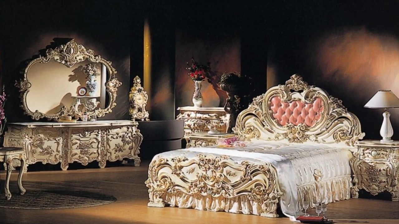 Luxury Bedroom Furniture Sets Designs